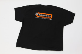 Zwart T-shirt / Schwarz T-shirt