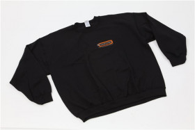 Zwart sweatshirt / Schwartz Sweatshirt